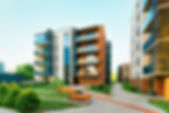 apartment building for multifamily investing