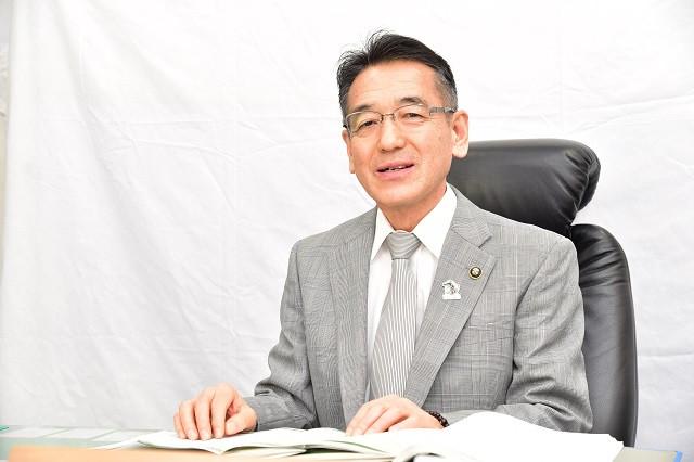 三笠市 西城 賢策 市長(写真:三笠市提供)