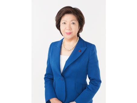 政治家応援メッセージ|札幌市議会議員 よこやま 峰子 様|2021年版