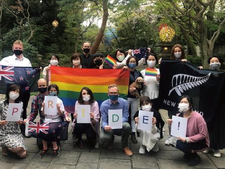 世界から届いた応援メッセージ|ニュージーランド大使館|2021年版