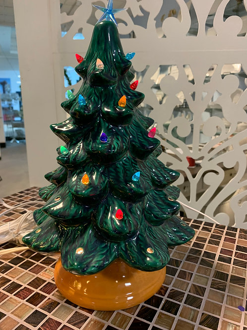 Christmas Tree w/ Base