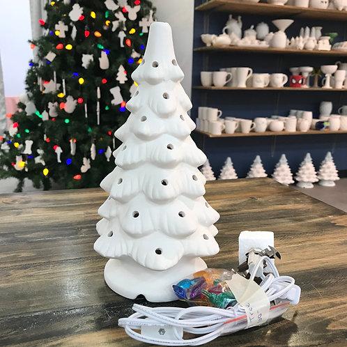 Christmas Tree w/ Lights