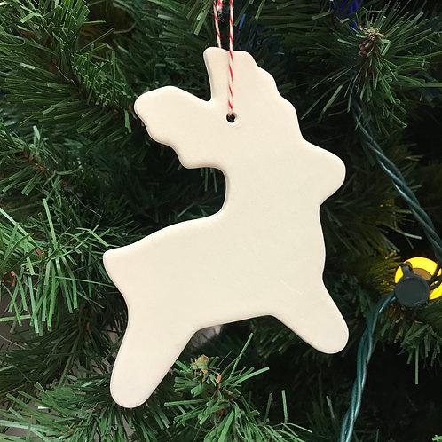Reindeer Ornament 2