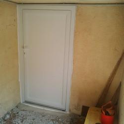 Porte pvc Fuveau