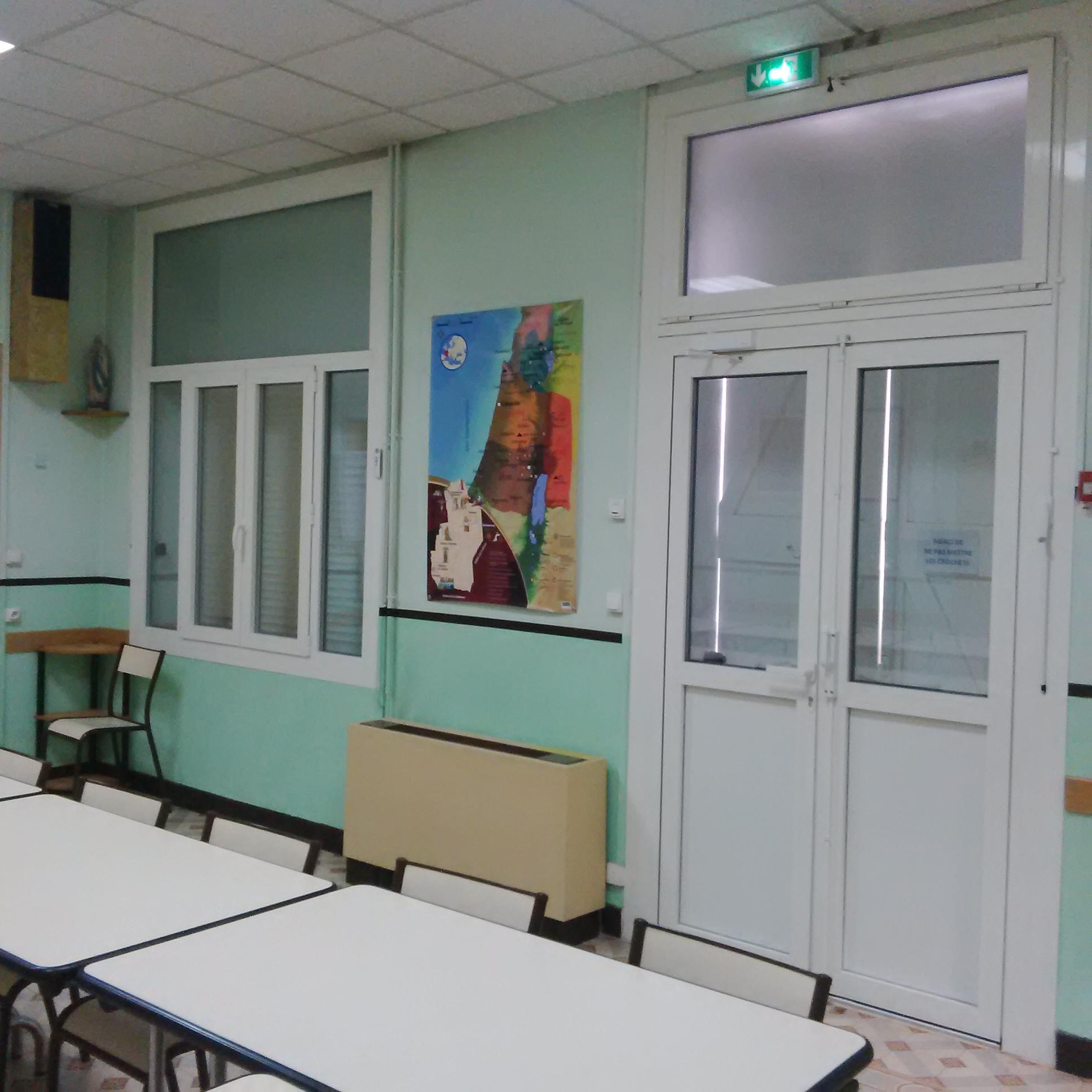 menuiseries paroisse d'Auriol