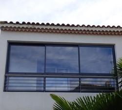 Fenêtre coulissante à Auriol