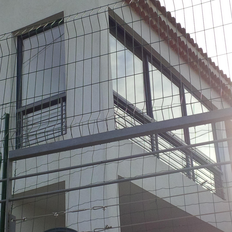 Fermeture de balcon maison Auriol