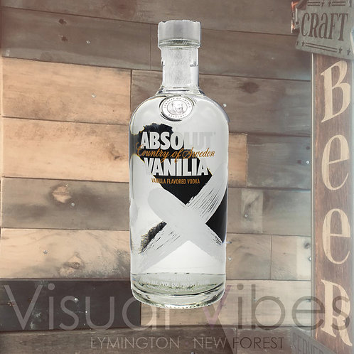 Absolut Vanilla Vodka 70cl 40%
