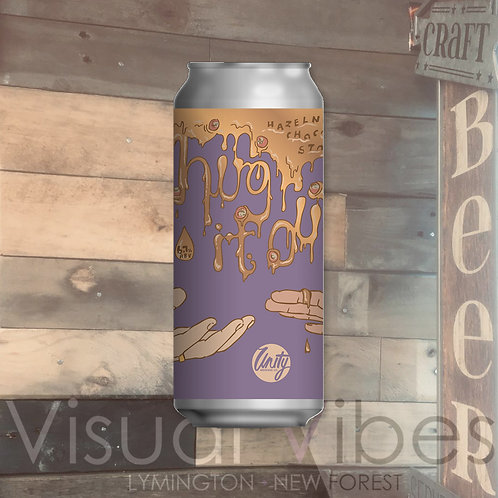 Unity Brewing Hug It Out 440ml Can 6.7%