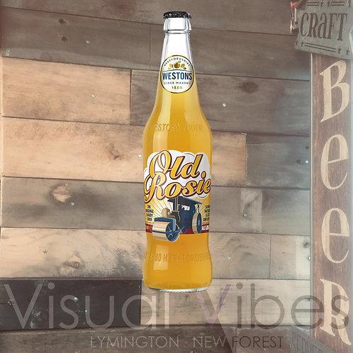 Old Rosie Cloudy Cider 500ml 6.8%