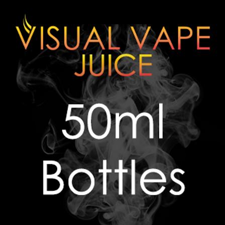 50ml Visual Vape Juices