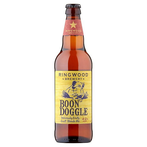 Ringwood Brewery Boondoggle 500ml 5.0%