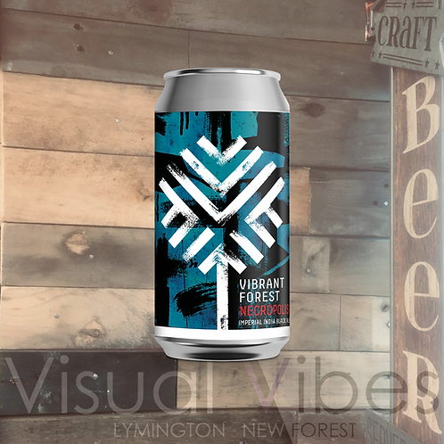 Vibrant Forest 'Necropolis' 440ml Can 8.4%