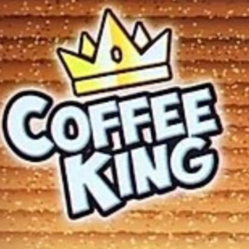 Coffee King Range 100ml Shortfill