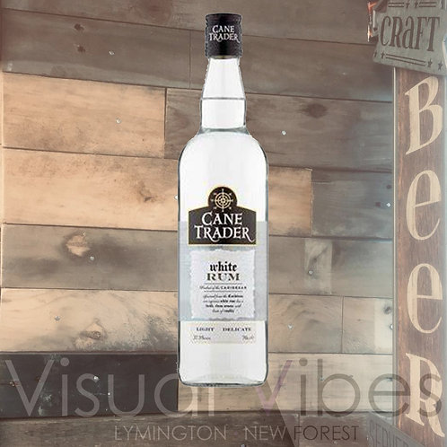 Cane Trader White Rum 70cl 37.5%