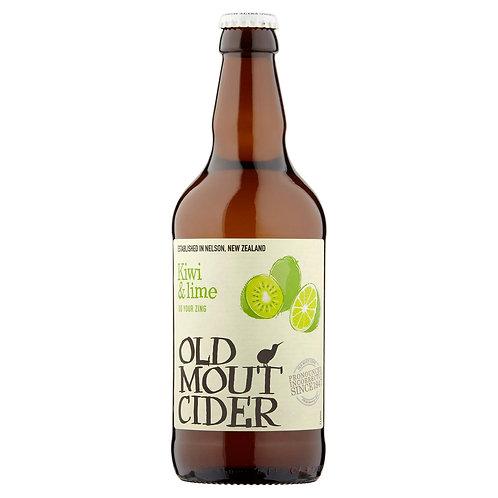 Old Mout Kiwi & Lime Cider 500ml 4.0%