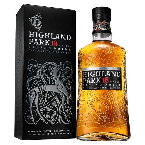 Highland Park Single Malt Scotch Whiskey 70cl 40%