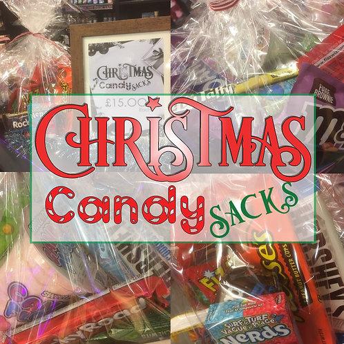 Christmas Candy Sacks