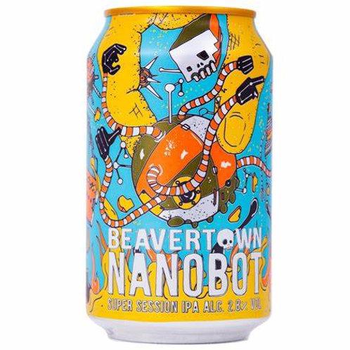 Beavertown Nanobot 330ml 2.8%
