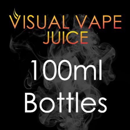 100ml Visual Vape Juice