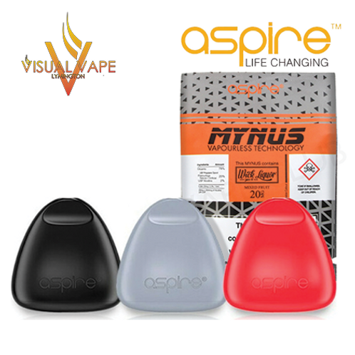 Aspire Mynus -Vapourless