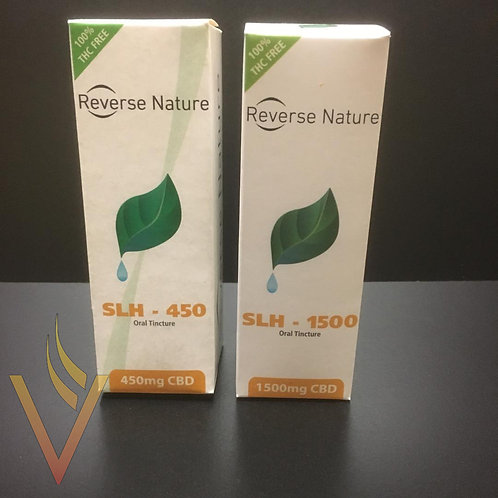 Reverse Nature 1500mg Oral Tincture