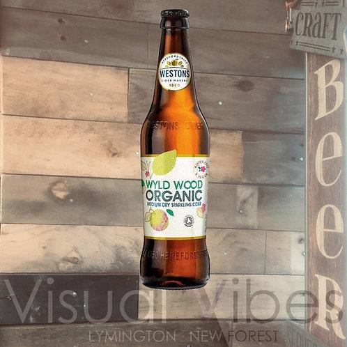 Wyld Wood Organic Cider 500ml 6.0%