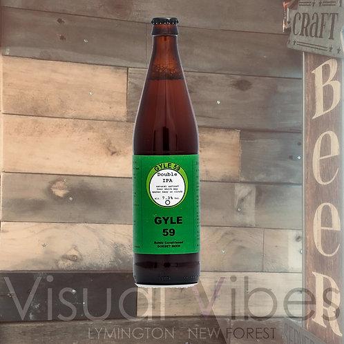 Gyle 59 'Double IPA' 500ml Bottle 7.3%