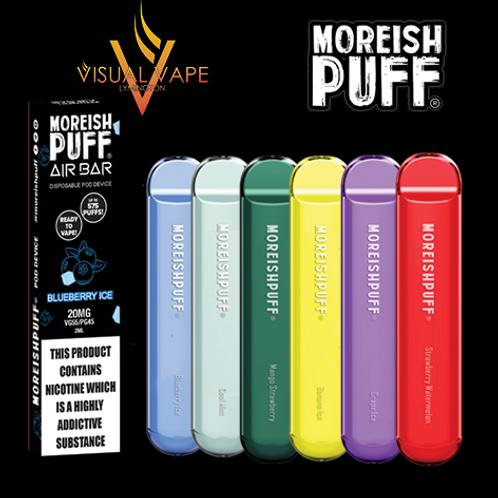 Moreish Puff AirBar