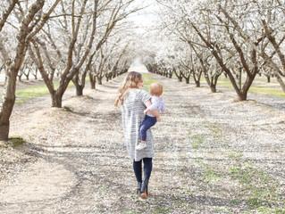 Almond Blossoms {Christian+Paige}