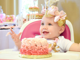 Colbie's 1st Birthday