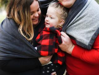 Kiersti & Jason {Family Christmas}