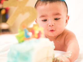 Josiah {1/2 Birthday}
