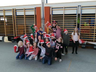 Weihnachten in der Volksschule