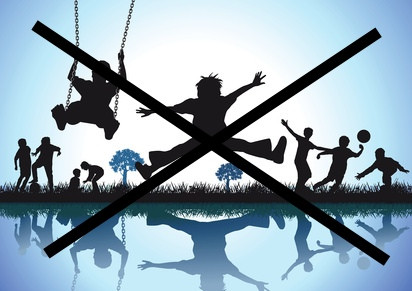 Även barn- och ungdomsgrupperna på paus / Myös lasten ja nuorten ryhmät jäävät tauolle