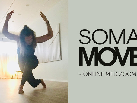 NYHET! SOMA MOVE och SOMA MOVE SLOW träning online.