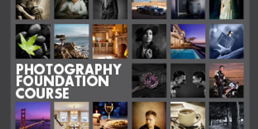 Photography Foundation Course - Mangalore