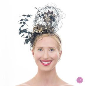 Birdsnest hat