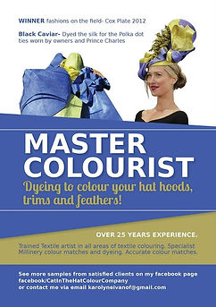 Karolyne Ivanof Master Colourist