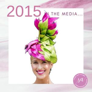 Sandy Aslett Milliner media 2015