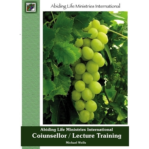 Counsellor/Lecture Training