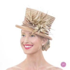 Spring Topper hat