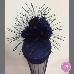 ELECTIC INDIGO hat