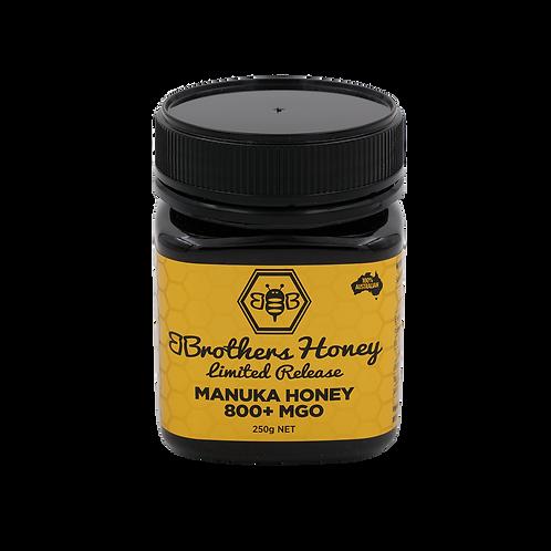 Maunka Honey 800+ MGO 250g (Limited Release)