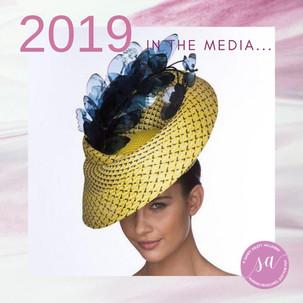 Sandy Aslett Milliner media 2019