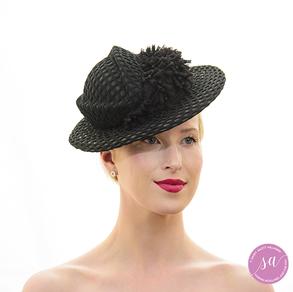 Bogey Bacall hat