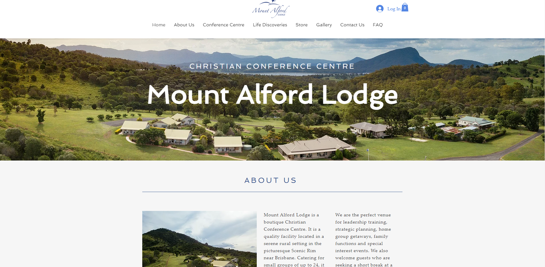 Mount Alford Lodge
