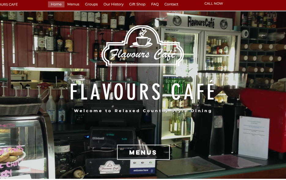 Flavours Cafe