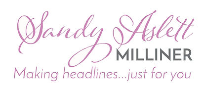 Sandy Aslett Milliner page logo.jpg