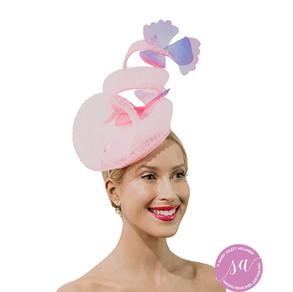 FLAMINGO-TWIST hat